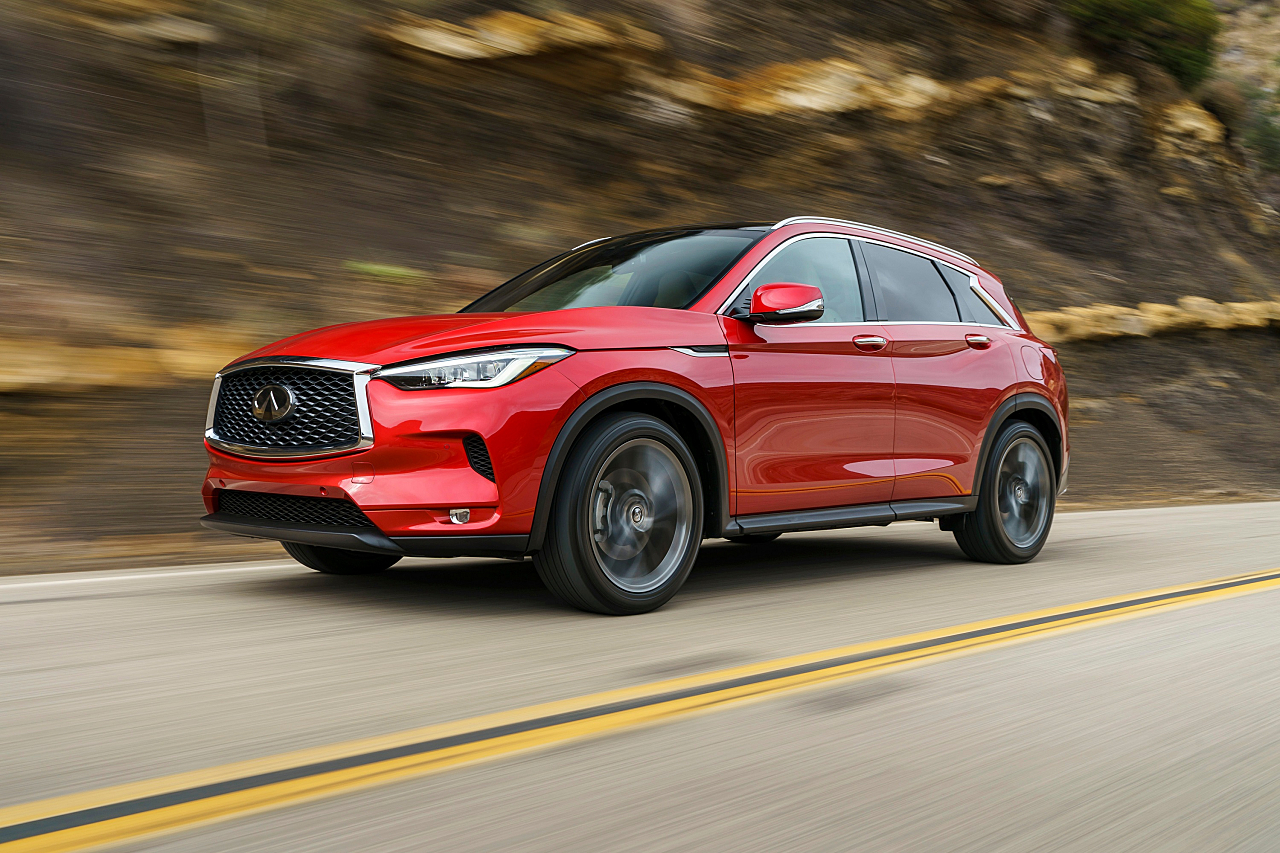 Infiniti QX50: All-New for 2019